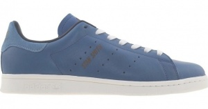 blauwe adidas sneakers stan smith dames