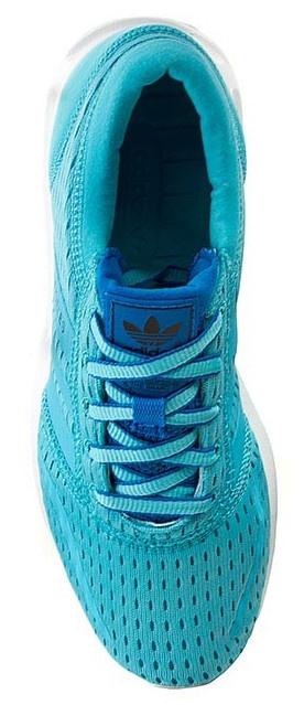 adidas Los Angeles sneaker ladies turquoise TWM Tom