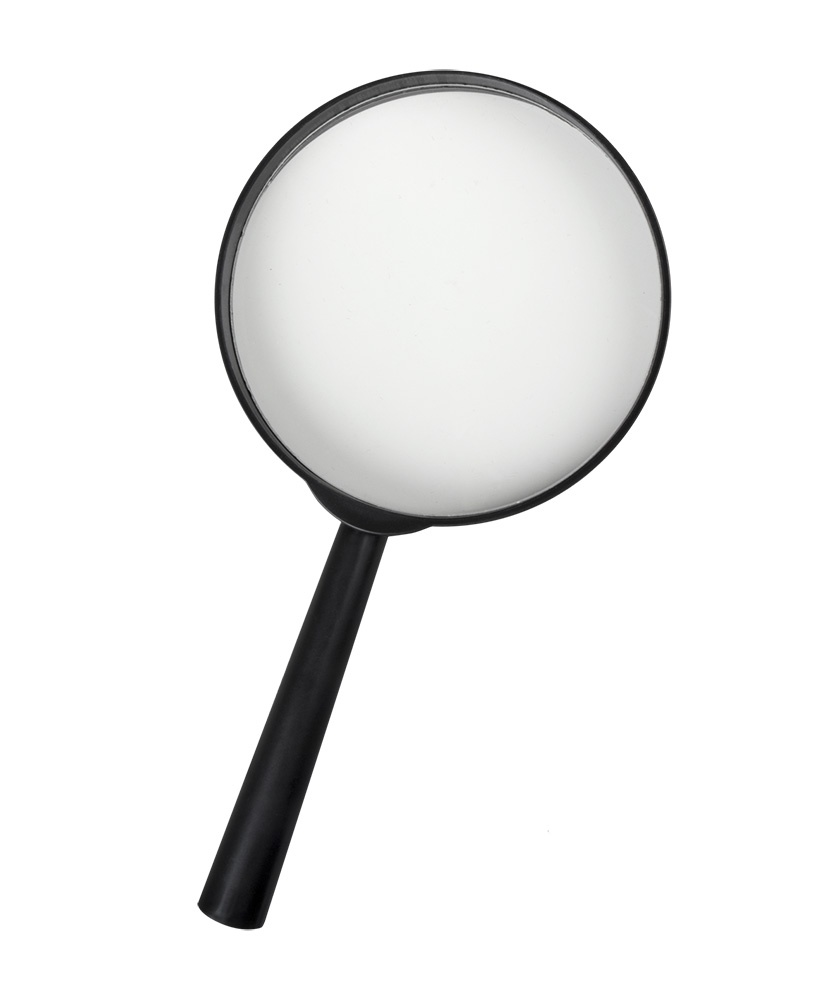 Sherlock Holmes Jumbo Magnifying Glass Costume Accessory