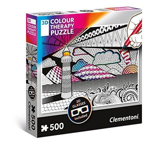 Clementoni Cuddles 500pc Jigsaw Puzzle