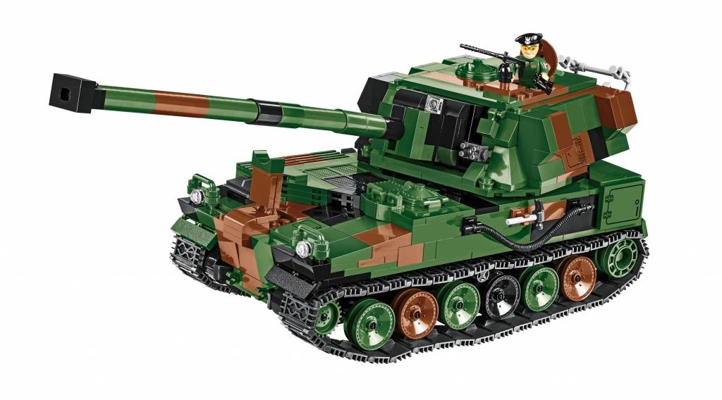 COBI 2611-SMALL ARMY-Howitzer AHS Crab-NUOVO