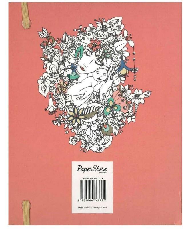 Natuur Kleurplaten Deltas.Deltas Paperstore Kleur En Notitieboek Soulful Woman Twm