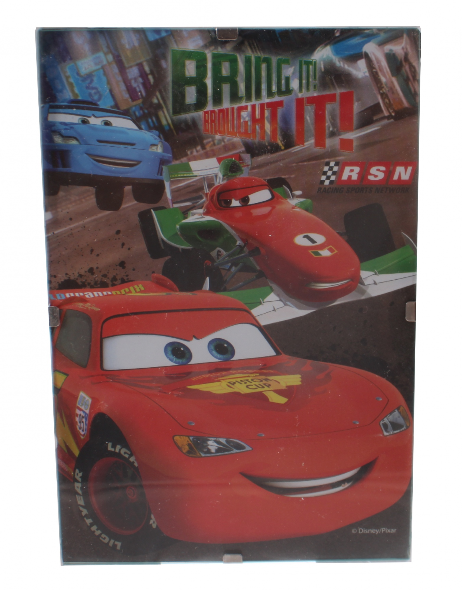 Fotolijst 10 Fotos.Disney Photo Frame Cars 10 X 15 Cm Twm Tom Wholesale Management