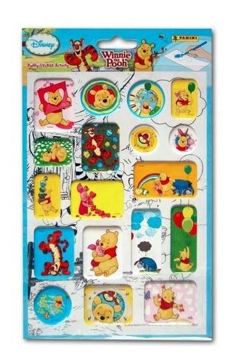 Disney Malvorlagen und Aufkleber Winnie the Pooh - TWM Tom Wholesale ...