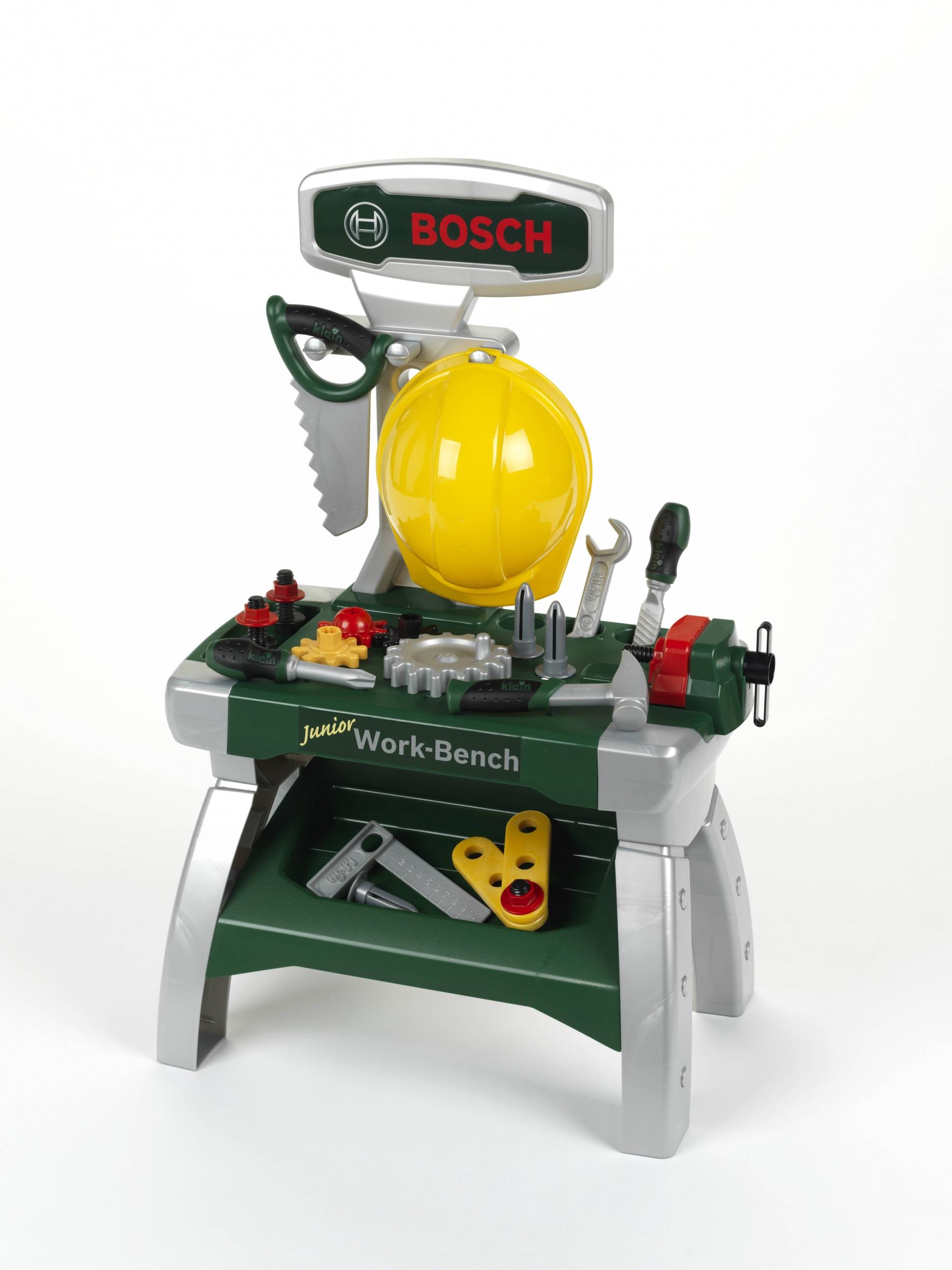 Klein Bosch Junior Werkbank - TWM Tom Wholesale Management