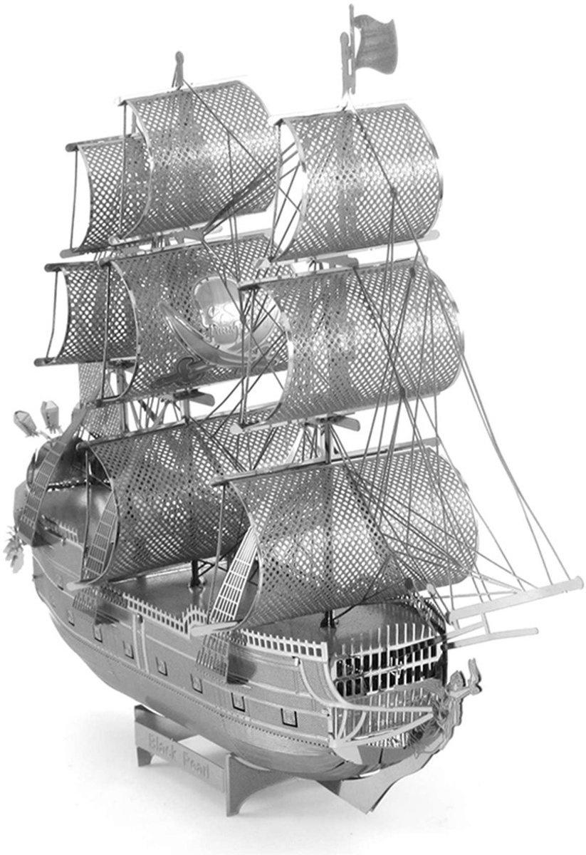 Metal Earth Baukasten Iconix Black Pearl Piratenschiff Twm Tom Wholesale Management