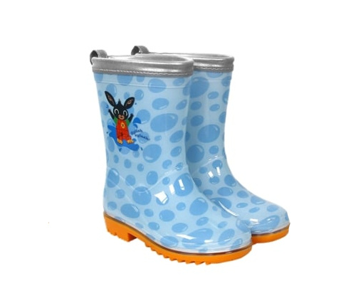 Perletti Rain Boots Bing Junior Rubber Blue Twm Tom Wholesale Management