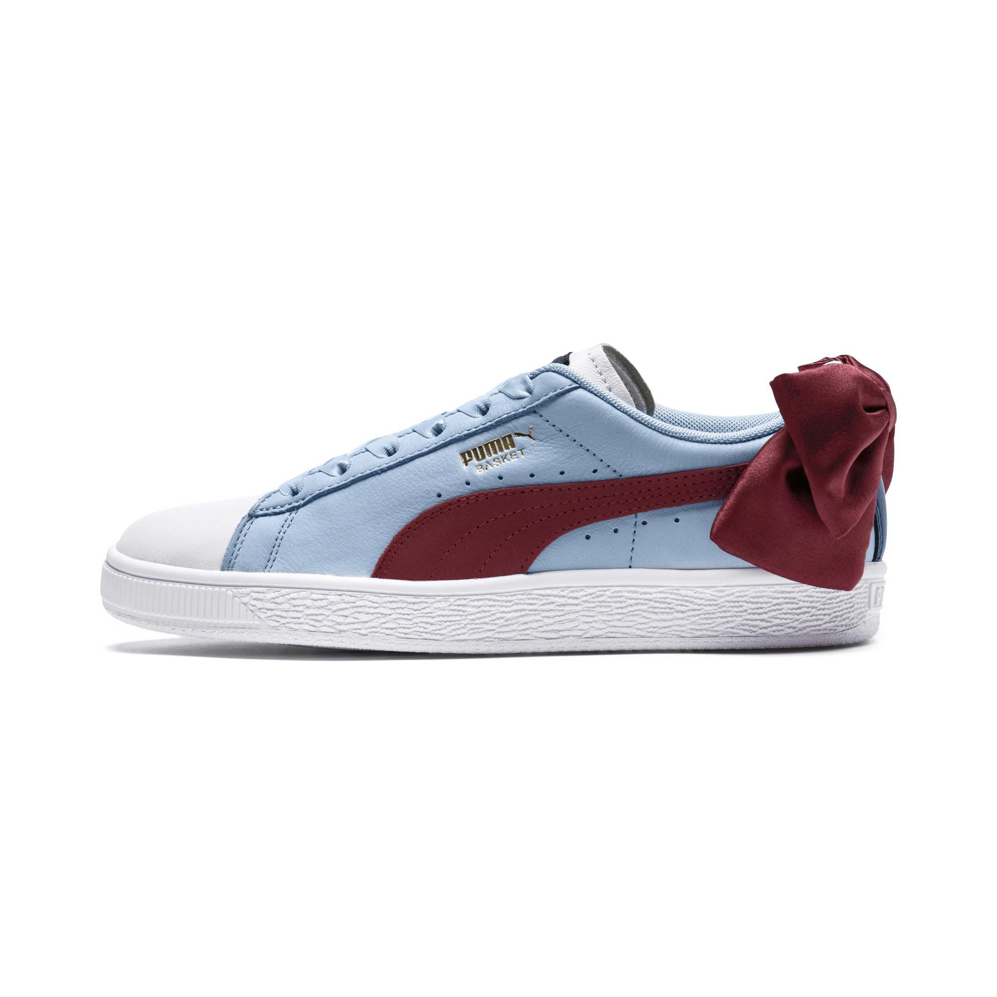 Puma sneakers Basket Bowladies light blue - TWM Tom ...
