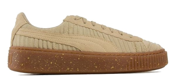 Puma sneakers Basket Platform OW ladies beige - TWM Tom ...
