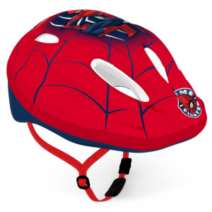 Marvel kinderhelm spiderman jongens rood