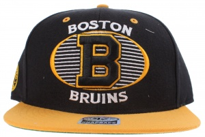 47 Brand Boston Bruins pet zwart/geel one size