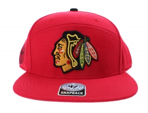 47 Brand Chicago Blackhawks pet rood one size