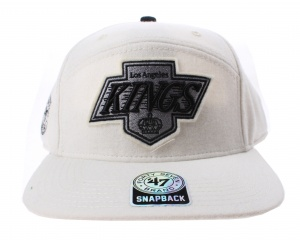 47 Brand Los Angeles Kings pet wit one size