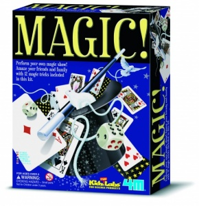 4M Kidzlabs: Magic Kit