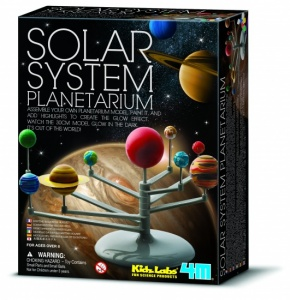 4M Kidzlabs Area: kit Planet System