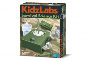 4M KidzLabs: survivalkit