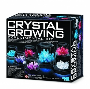 4M Science in Action: Crystal Growing-Deluxe