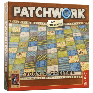 999 Games bordspel Patchwork