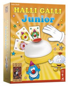 999 Games kaartspel Halli Galli Junior
