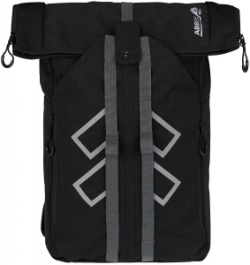 0f57411136e Abbey outdoor backpack Messenger X-Junctionanthracite 18 litres