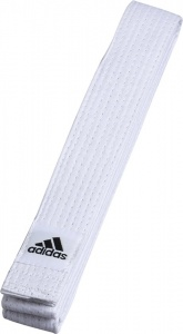 adidas judoband Club wit