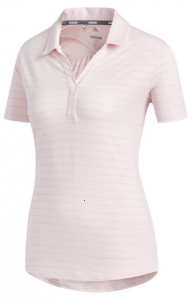 adidas polo golf Club dames viscose/polyester roze