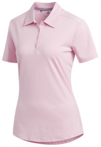 adidas polo golf Ultimate365 dames polyester roze