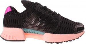 adidas sneakers Climacool dames zwart/roze