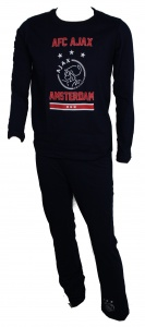 Ajax pyjama blauw junior