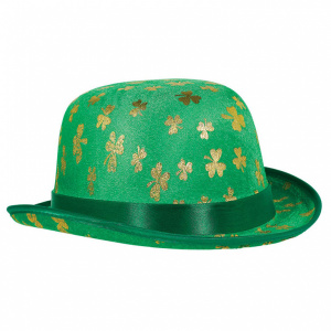 Amscan hoed St. Patrick's Day polyester groen one-size