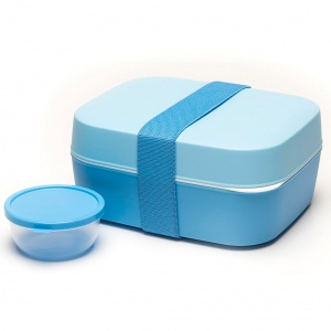 Amuse lunchbox 3-in-1 blauw