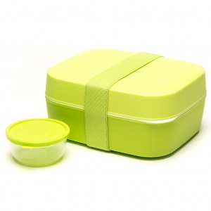 Amuse lunchbox 3-in-1 groen