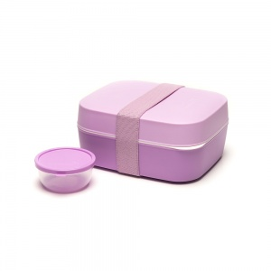 Amuse lunchbox 3-in-1 roze