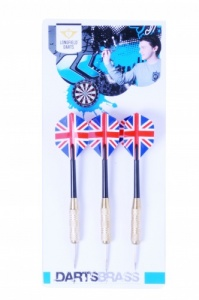 Angel Sports dartpijlen steeltip brass