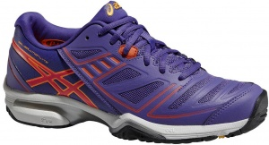 ASICS tennisschoenen Gel-Solution Lyte 2 dames paars