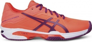 ASICS tennisschoenen Speed 3 Clay dames oranje