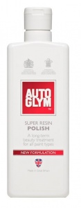 Autoglym polijstmiddel Super Resin Polish 325 ml