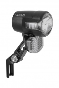 AXA koplamp Compactline 20 e-bike led zwart