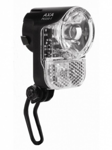 AXA koplamp Pico 30 Switch dynamo led zwart