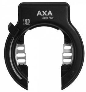 AXA Ringslot Solid Plus ART-2 zwart