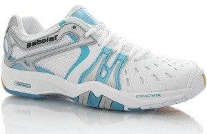Babolat Shadow Badminton Schoenen Dames Wit