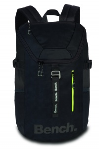 Bench outdoor backpack 27 liter zwart