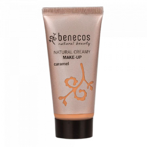Benecos foundation Natural Creamy dames 30 ml caramel
