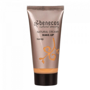 Benecos foundation Natural Creamy dames 30 ml honey