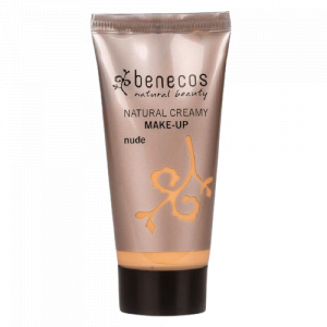 Benecos foundation Natural Creamy dames 30 ml nude
