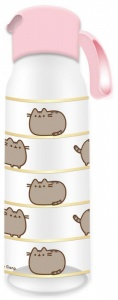 Blueprint Collections drinkfles Pusheen 500 ml transparant