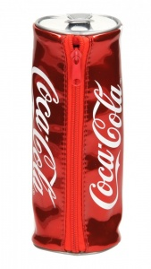 Blueprint Collections etui Coca-Cola rood 22 cm