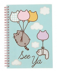 Blueprint Collections notitieboek Pusheen A5 groen