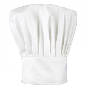 Boland kinderkoksmuts Chef deluxe junior wit one size