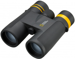 Bresser verrekijker National Geographic Roof 8 x 42 mm zwart